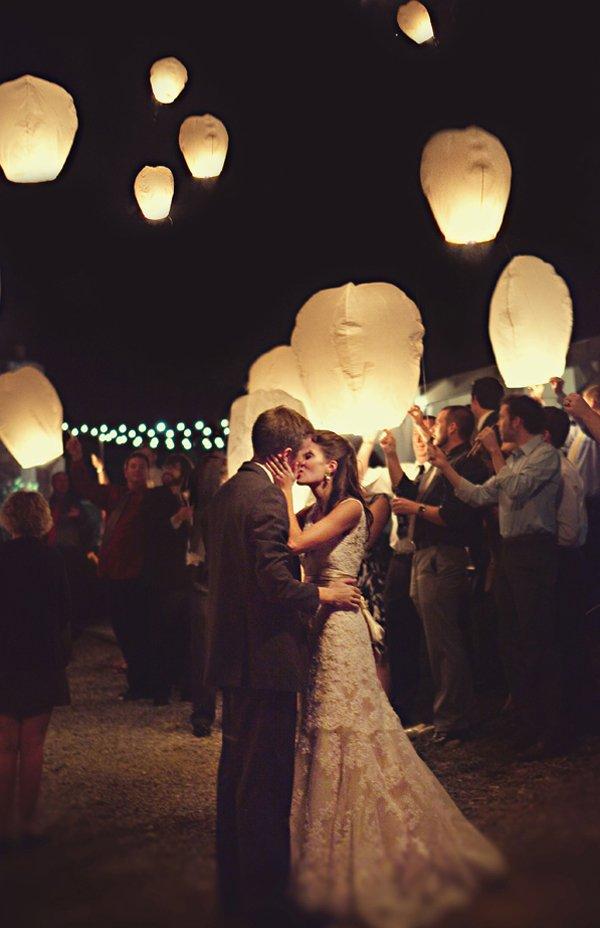 lampioane nuntă