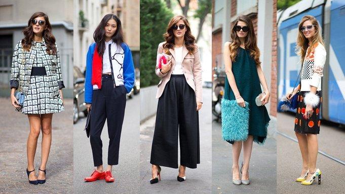 modă și tendințe femei