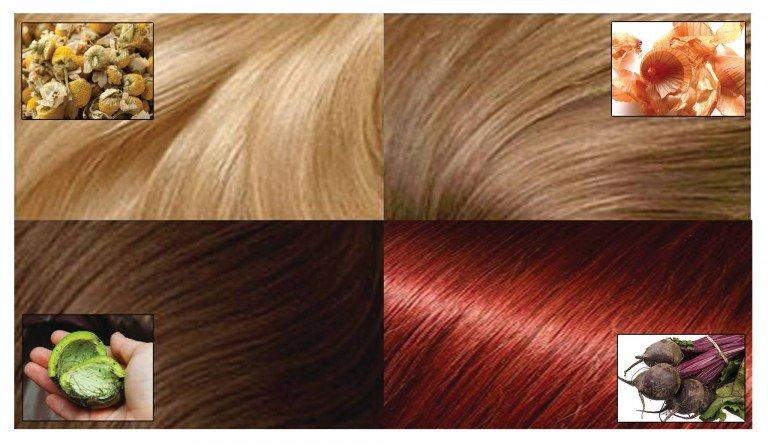 Cum să-ți vopsești părul acasă natural