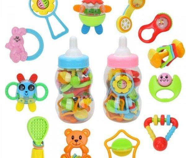 Magazin jucarii copii – cele mai potrivite jucarii pentru copii sub 3 luni